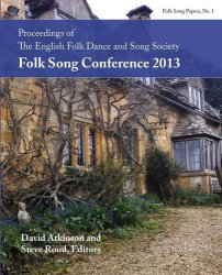Folk Music Journal cover