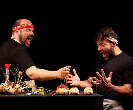 Ubu on the table : Théâtre de la Pire Espèce