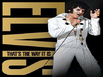 Outdoor Cinema: Elvis That's the way it is