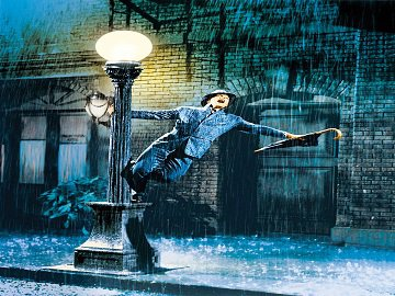 Outdoor Cinema: Singin' in the rain