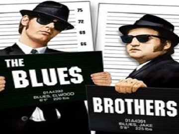 Outdoor Cinema: The Blues Brothers