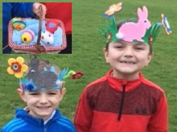 Easter fun with Cariad Crafts
