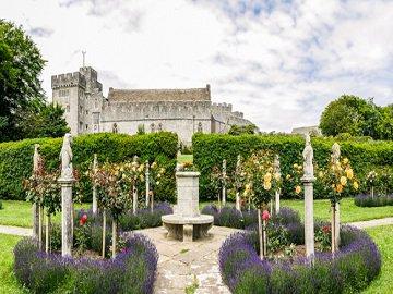 St Donat's Castle Tour
