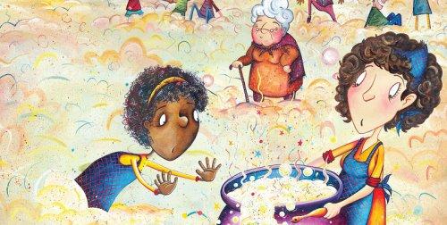 The Magic Porridge Pot by Sherman Theatre