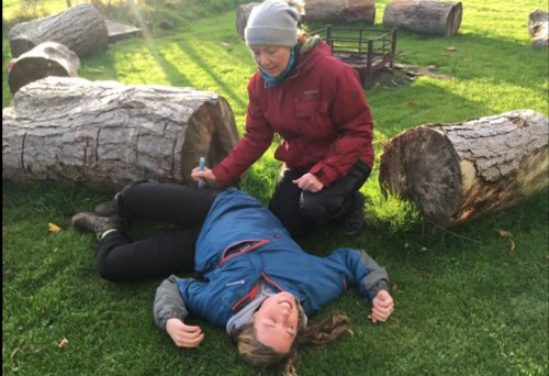 ITC 16 Hour Outdoor First Aid with AED