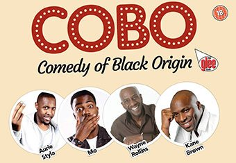Comedy of Black Origin