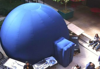 Dome Club Planetarium