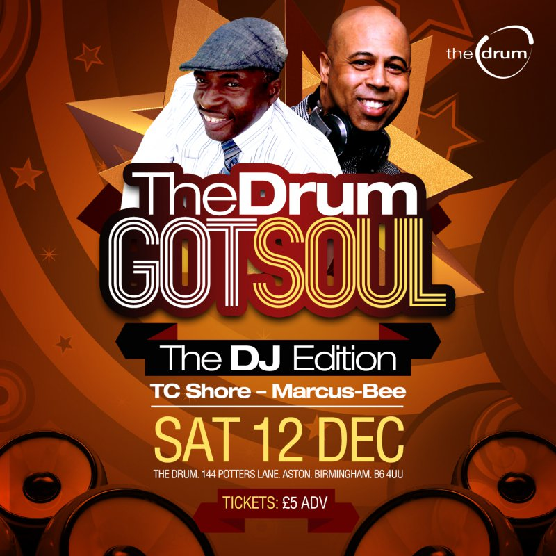 Drum Got Soul (The DJ Edition)