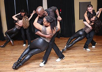 Kizomba Dance Workshop