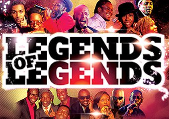 Legends Of Legends 2015