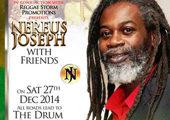 Nereus Joseph With Friends