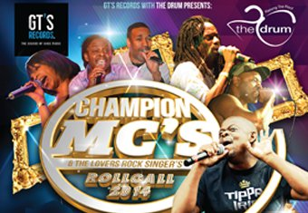 Champion MC's and Lovers Rock