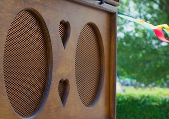 Sound System Culture Exhibition Launch