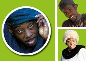 Upfront Comedy November