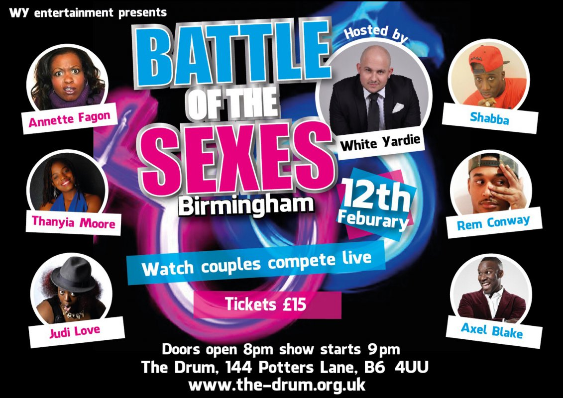 White Yardie - Battle of The Sexes
