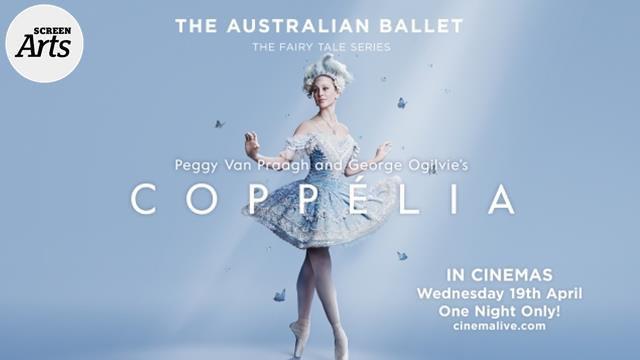 Australian Ballet: Coppelia (PG) poster