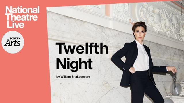 NT: Twelfth Night (12A) poster