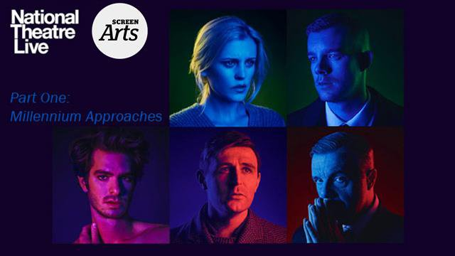 NT: Angels in America – Part One (15) poster