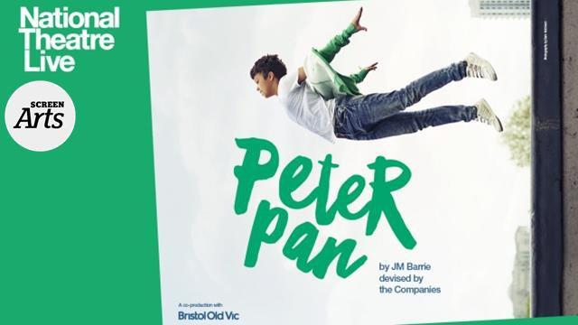 NT: Peter Pan (PG tbc) poster
