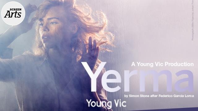NT: Yerma (15) poster