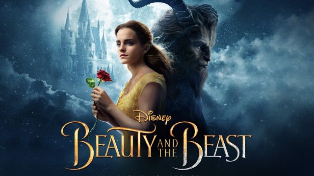 Beauty and the Beast (PG) poster