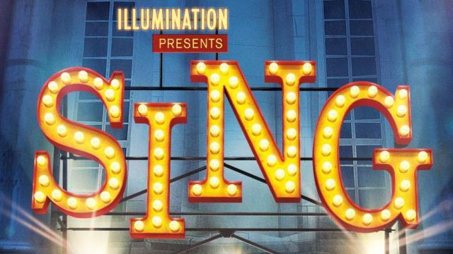 SMP: Sing (U) poster