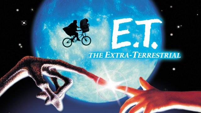 SMP: ET – The Extra Terrestrial (U) poster