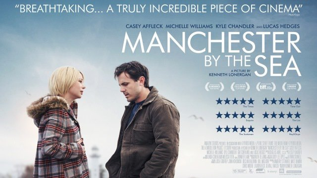 Manchester by the Sea (15) poster