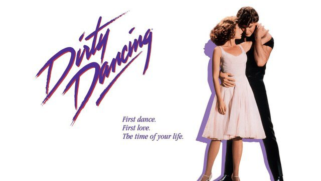 Dirty Dancing (12A) poster