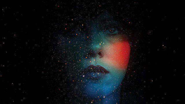 Under the Skin (15) poster