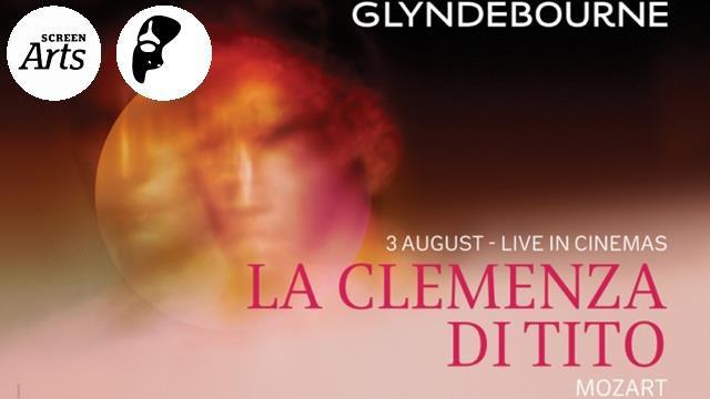 Glyndebourne: La Clemenza Di Tito (12A) poster