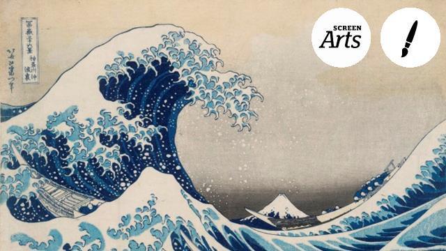 British Museum: Hokusai (12A) poster