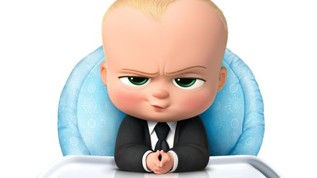 SMP: The Boss Baby (U) poster