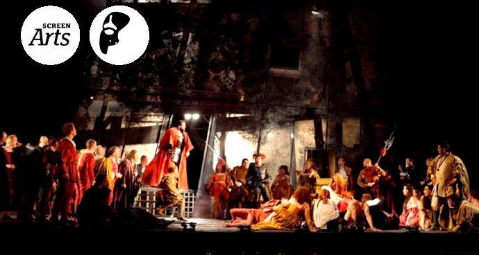 ROH: Rigoletto (12A) poster