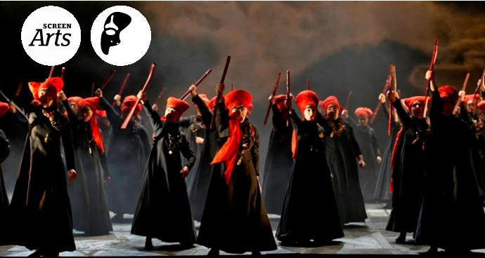 ROH: Macbeth (12A) poster