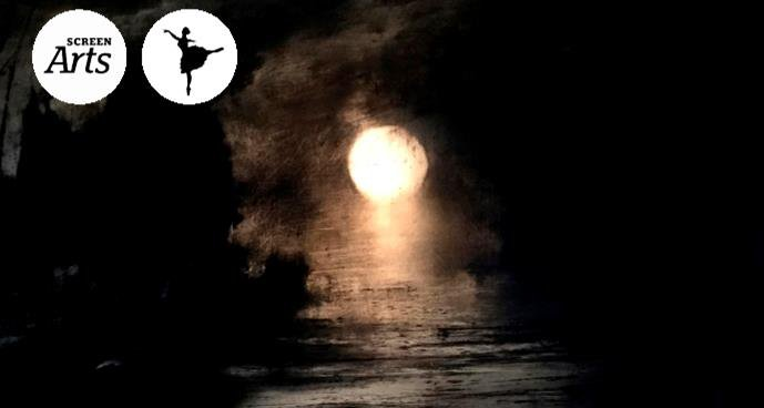 ROH: Swan Lake (12A) poster