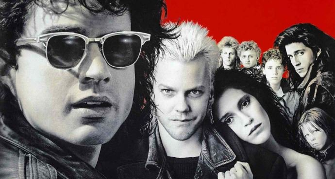 The Lost Boys (15) poster