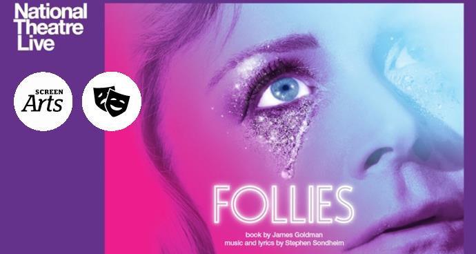 NT: Follies (12A) poster