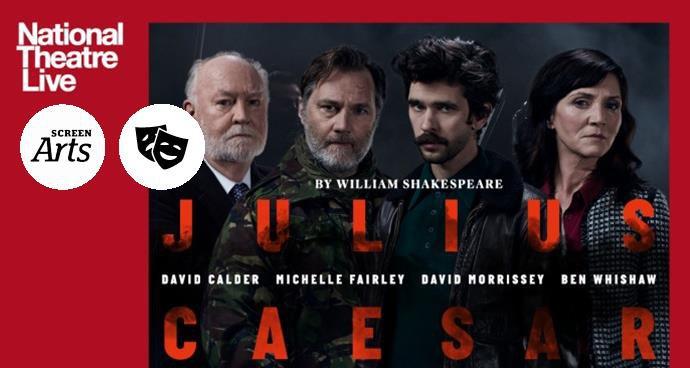 NT: Julius Caesar (12A) poster