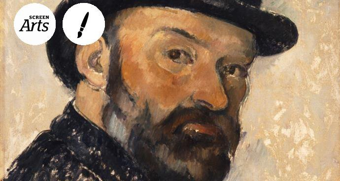 EOS: Cezanne – Portraits of a Life (12A) poster