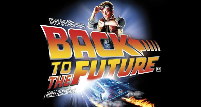 Back to the Future Trilogy (PG) poster