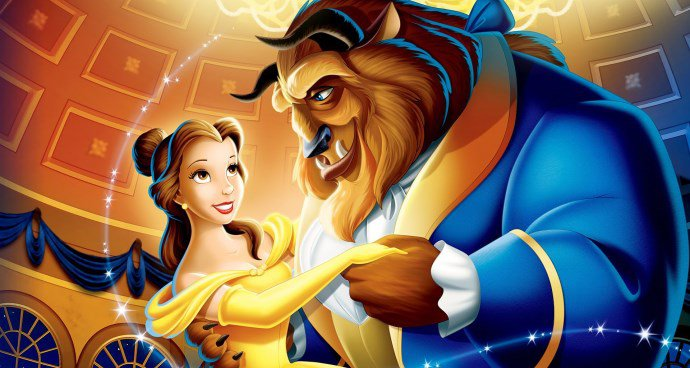SMP: Beauty and the Beast (U) poster