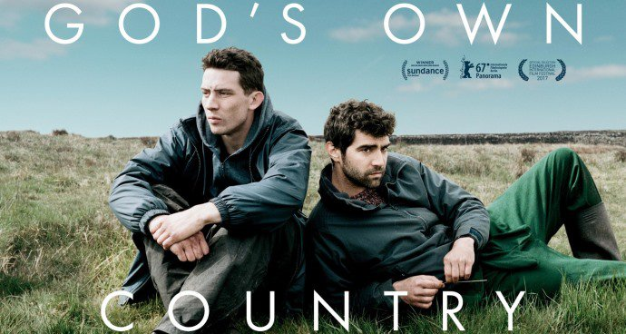 God's Own Country (15) poster