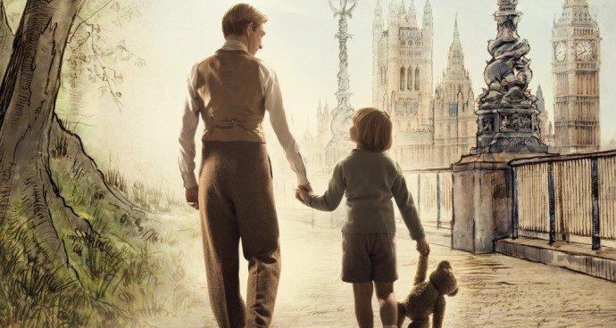 Goodbye Christopher Robin (PG) poster