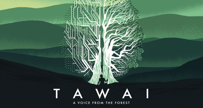 Tawai + Q&A with Bruce Parry (U) poster
