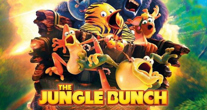 The Jungle Bunch (U) poster