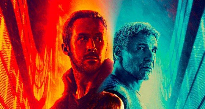 SS: Blade Runner 2049 (15) poster