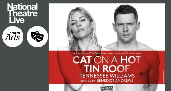 NT: Cat on a Hot Tin Roof (15) poster