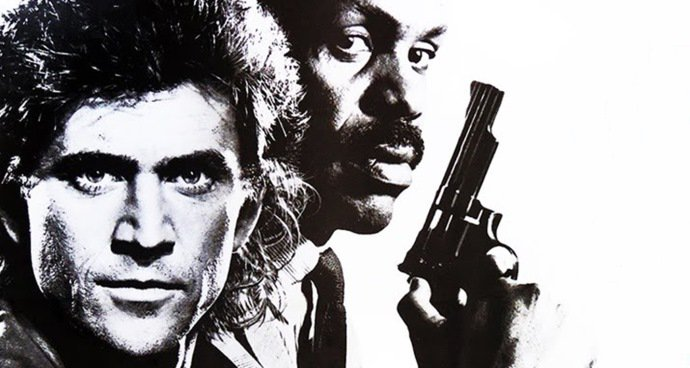 Lethal Weapon (18) poster