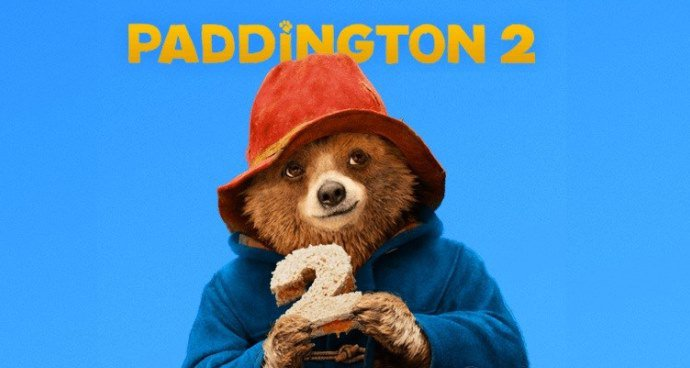 Paddington 2 (PG) poster